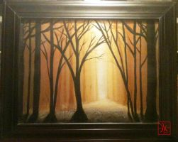 Forest for the Trees by Hemamal
