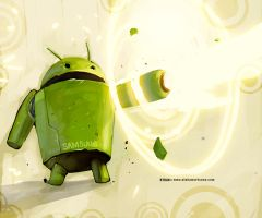 My Android wallpaper by dtran