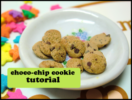 Chocolate-Chip Cookie Tutorial by GrandmaThunderpants