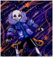 Undernight Sans by Serxk