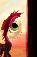 Childe Roseluck to the Dark Tower came by AaronMk