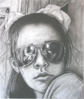 Self Portrait by MissElsy
