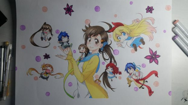 Nisekoi! by TheSassyFox