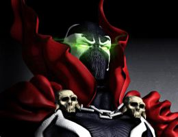 SPAWN by rayyzer
