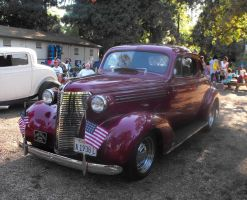 1938 Chevy Coupe by Photos-By-Michelle