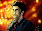 10th Doctor? by Max2nd