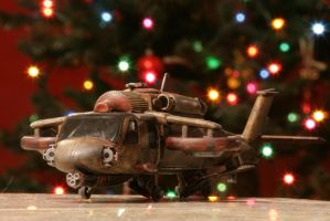 2014-361 Blackhawk hovercraft kitbash by Spielorjh by pearwood