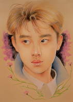 Happy Birthday Kyungsoo by Yui-00