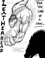 4The Luv of a Croc Leatherhead by alaer