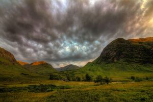 Glen Etive by onesh0t
