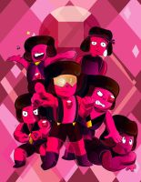 Ruby Squad by Mariolord07