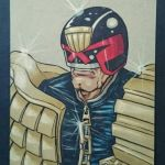 Judge Dredd by MikimusPrime