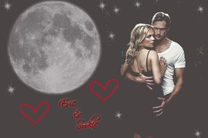 Sookie and Eric 4-ever by JeanlovesLogan
