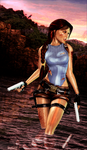 Tomb Raider Anniversary - Lost Valley by FearEffectInferno