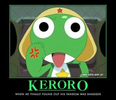keroro demotivator by Forget-beam
