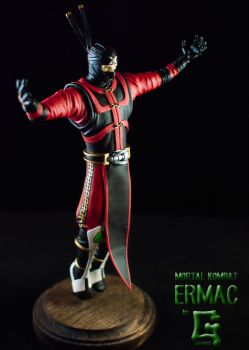 Ermac - Mortal Kombat: Deceptions by G-Brand