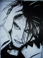Robert Smith by landofsunshine