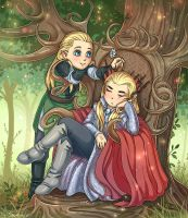 Elves by Soumin