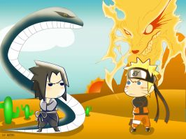 Naruto-Awaken the beast within by nizsu