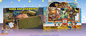 Toy Story 3 Special Edition by Spiderpig24