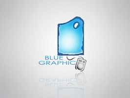 blue graphic by E30X