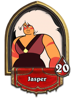 Jasper's Hero Portrait by HackalotSpark