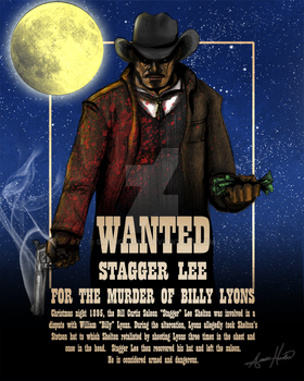 Music Moves: Stagger Lee by smthcrim89