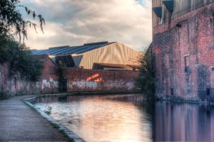 HDR Canal by xQUATROx