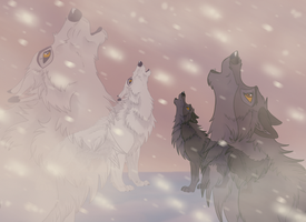 New: Heritage of the Wolf + VIDEO by EmberWolfsArt