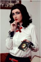 Have you seen a little girl? - Bioshock Infinite by Kiara-Valentine