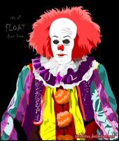 +pENNYWISE THE dANCING cLOWN+ by airlobster