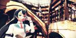 Welcome to the Grand Library. by susubarata