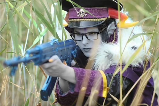 Eridan Ampora - Homestuck by kirawinter