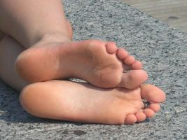 Sunny Bare Soles 7 by Neville6000