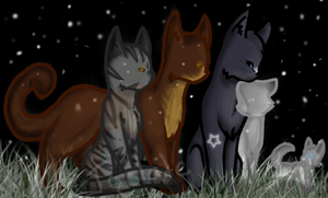 We are so proud, Bluestar. by Annoyedtoolate