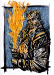 Beric Dondarrion by Guido9