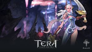 TERA Castanic Female Wallpaper by rendermax