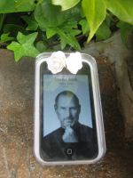 R.I.P. Steve Jobs by EmieEmilie