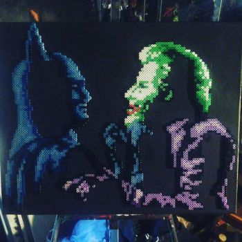 Batman and the Joker by Sulley45635