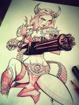 Barbarianna  by gelipe
