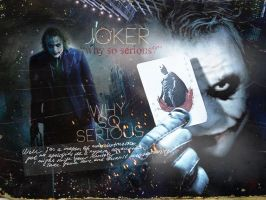Why so serious? by Isabella-Parlay