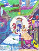 Sonic The Hedgehog 3 by SonicClone