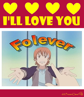A Lovely, Complex Valentine: Otani's Folever by FrozenClaws