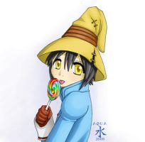 Final Fantasy 9-Vivi's Candy by AquaWaters