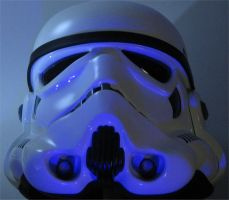 Blue Harvest Stormtrooper by jkno4u
