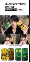 LOL SD CHARACTER CASE by ekiholic