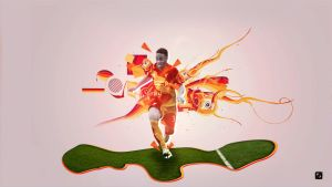 Raheem Sterling wallpaper by Ergen-Art