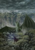 Rising Dragon by Ragnarulf