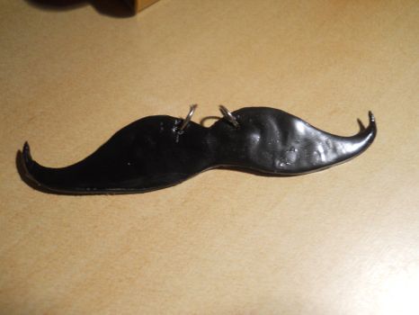 Moustache by Tanhi