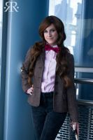 Female 11th Doctor by StarShipPrincess